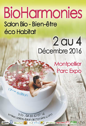 Actualit s cole zhong fu montpellier for Salon bio montpellier